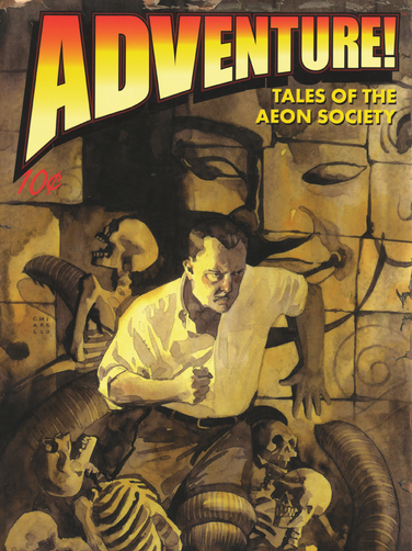ADVENTURE! TALES OF THE AEON SOCIETY TPB