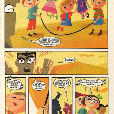 SAMURAI JACK PAGE 2
