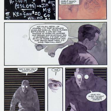 RAY BRADBURY CHRONICLES PAGE 8