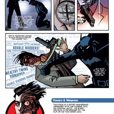 ORIGIN OF TWO-FACE PAGE 2