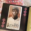 PAUL SIMON CD BOOKLET ART