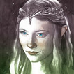 LORD OF THE RINGS --GALADRIEL