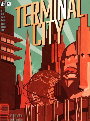 TERMINAL CITY #1