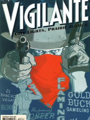 VIGILANTE #3