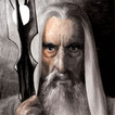 LORD OF THE RINGS --SARUMAN