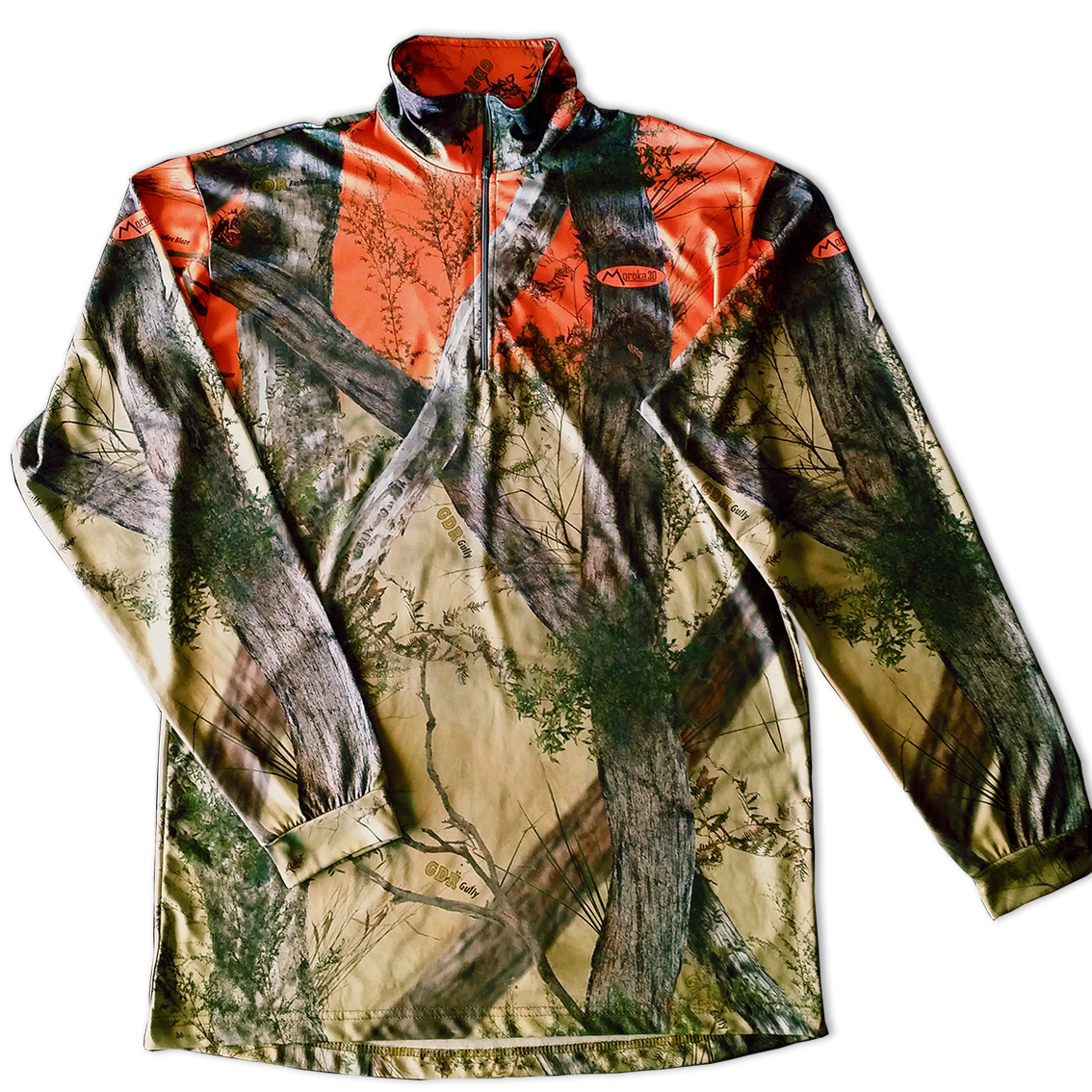 custom made hunting shirt