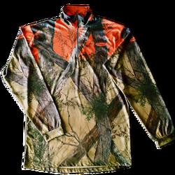 custom made hunting shirt