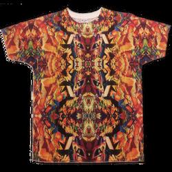 All-over printed t-shirt koleidoscope