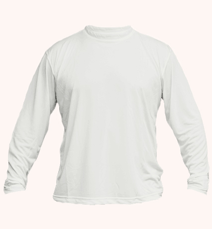 Solar long sleeve  perl grey