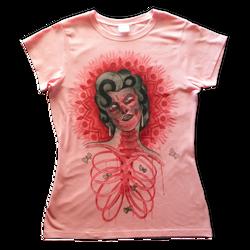 printed Vapor t-shirt, streetwear