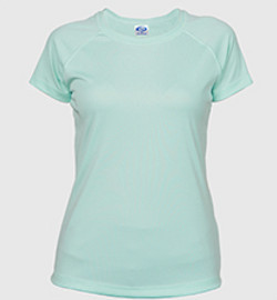 solar ladies t-shirt sea
