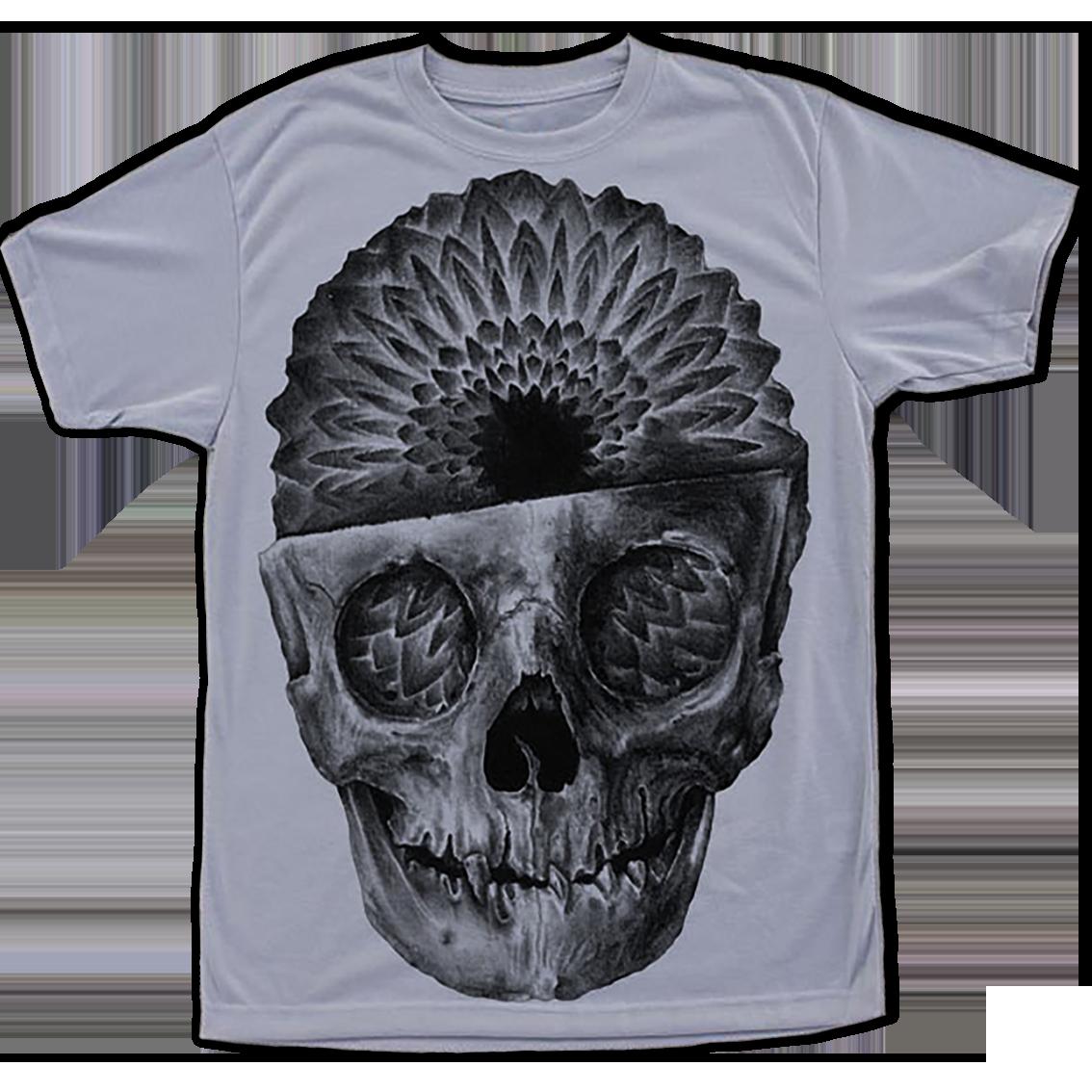 Vapor basic t-shirt, A3 print