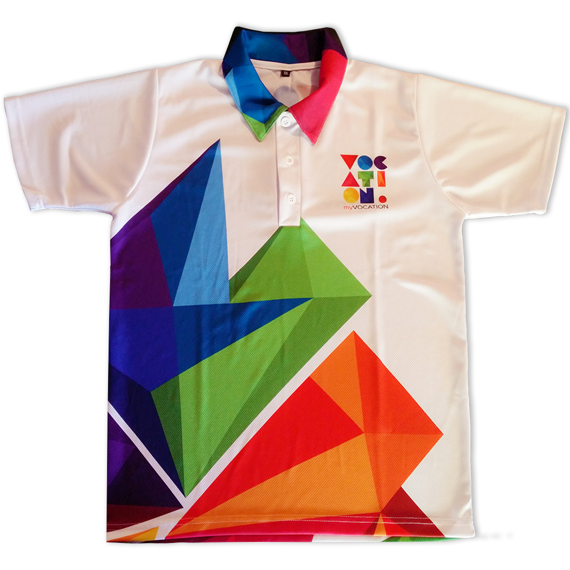custom made polo shirt