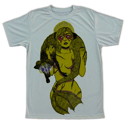 Vapor alpine spruce t-shirt
