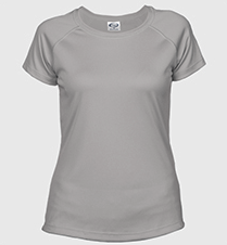 solar ladies t-shirt grey