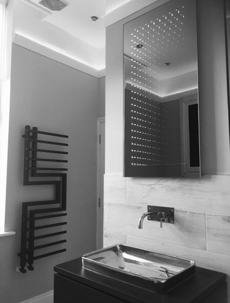 Bathroom Finishing