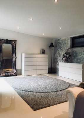 Bedroom styling and decorating