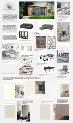 Concept and Mood Boards