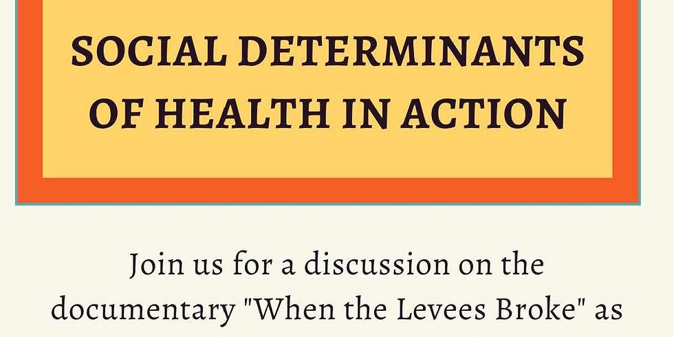 Social Determinants of Health in Action