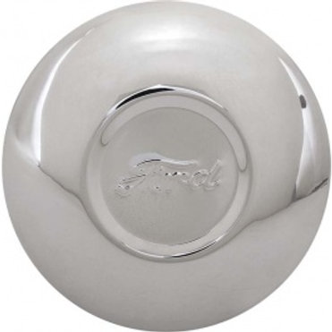 Hub Cap Stainless Steel Fits 3-3/4 Rim Opening A1130SSE