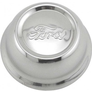 Hub Cap Chrome Plated Fits 2-5/8 Rim Opening A1130CE
