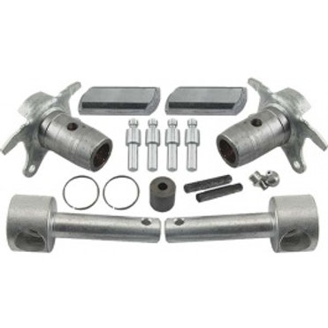 Rear Brake Roller Track Kit - Heat Treated - Passenger A2211BC