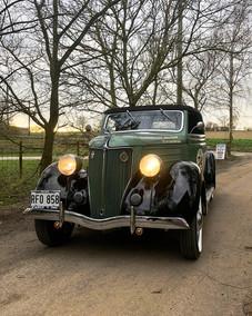 Vintage Ford V8