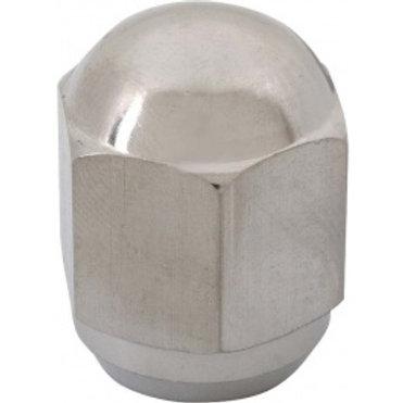 Lug Nut Polished Stainless Steel A1012SS