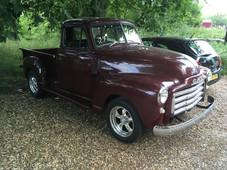 Vintage GMC truck
