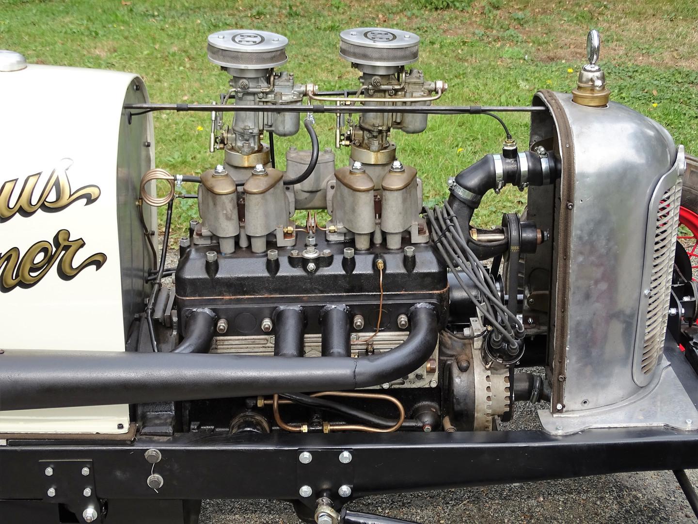 Circus Burner Engine