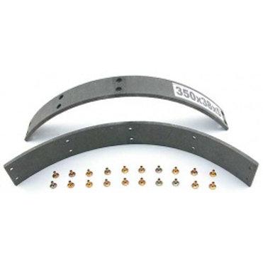 Brake Lining Set - Molded A2021M