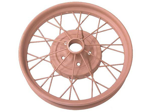 "Model A Ford Wire Wheel 19"" A1015D"