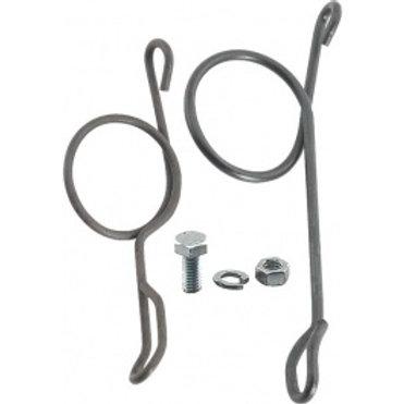 Brake Rod Anti Rattler Set - Original Round Wire Type A2503BS