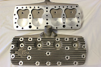 Ford V8 21 Stud Cylinder Head