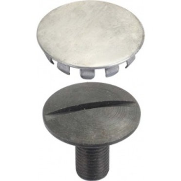 Spare Tire Blank Off Screw Set - 3 Pieces A17807
