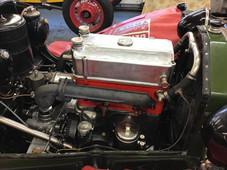 Lancia Lambda Engine