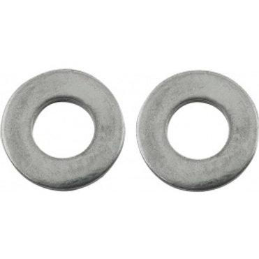 Rear Axle Nut Washers - Steel A4242W