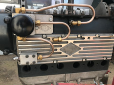 GEM products on an engine