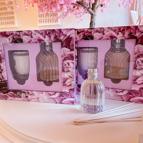 Patchouli & Bergamot Gift Set