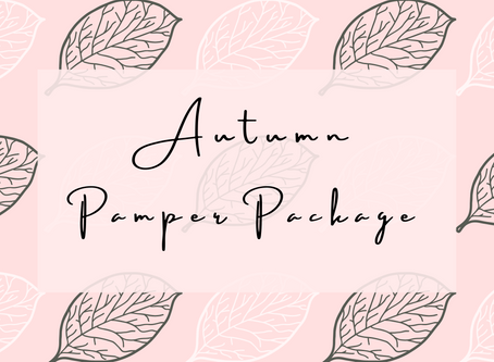 Autumn Pamper Package