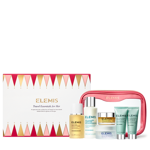 Travel Essentials for Her Gift Set