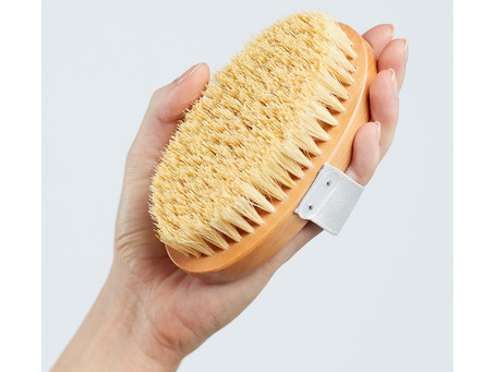 Dry Skin brushing - it's addictive, trust me!