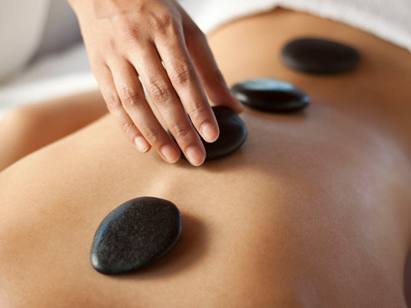 5 reasons why you should be booking a Hot Stone Massage