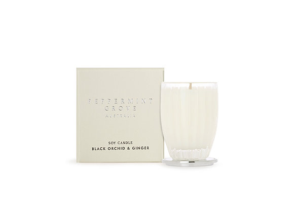 Black Orchid & Ginger Small Candle