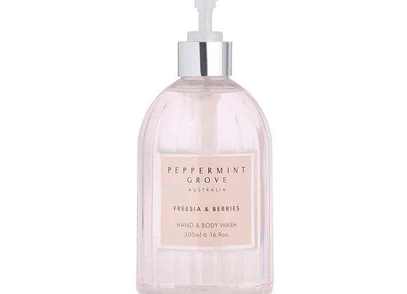 Freesia & Berries Hand & Body Wash