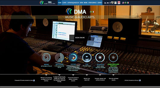 Fabrizio Defra's DMA homepage