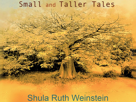 Audio Interview and live music by Shula Weinstein (Small & Smaller Tales) and Ben Ross 2017-3-7
