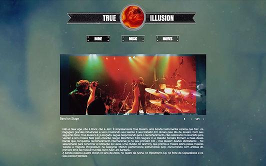 True Illusion's homepage