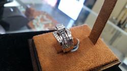 1.5 Caret Custom Wedding Set