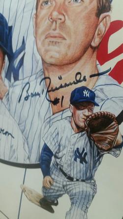 NY Yankee InField 3
